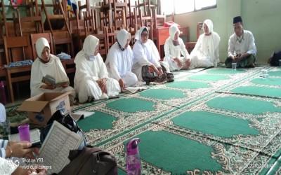 Rutinan Khataman, MIN 1 Banyumas Doakan Kesehatan Bangsa dan Ibunda Kepala Madrasah