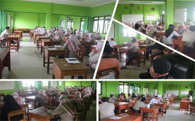 Dekatkan Hubungan Emosional Warga Madrasah dengan Kepala Madrasah, MIN 1 Banyumas Buka Puasa Bersama